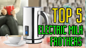 Best <b>Electric Milk Frothers</b> 2018 - Best <b>Milk Frothers Reviews</b> and ...