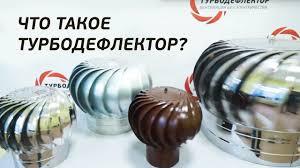 Что такое <b>турбодефлектор</b> ? Вентиляция без электричества ...