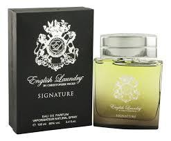 <b>English Laundry Signature</b> купить элитный мужской парфюм в ...