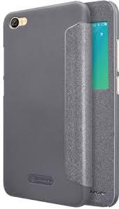 Купить <b>Чехол</b>-<b>книжка</b> Nillkin для Xiaomi <b>Redmi 5A</b> Dark Gray по ...