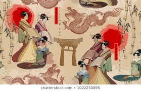 <b>Geisha</b> Vector Images, Stock Photos & Vectors | Shutterstock