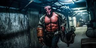 How David <b>Harbour</b> Decided to Play <b>Hellboy</b> | Den of Geek