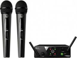 Микрофонная <b>радиосистема AKG WMS40 MINI2</b>. Частоты на ...