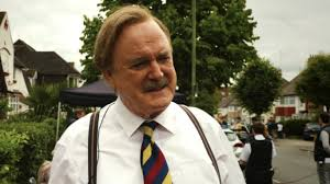basil fawlty should have gone to specsavers as john cleese basil fawlty should have gone to specsavers as john cleese thrashes the wrong car from darlington and stockton times