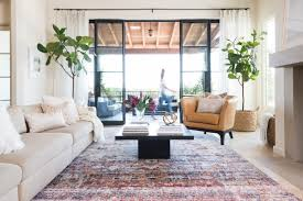 colorful rug design living room exotic rug living room makeover camille styles home