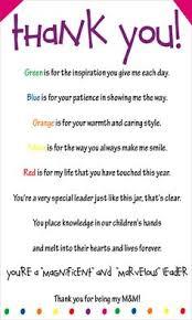 Teacher Appreciation Gift Ideas on Pinterest | Teacher ... via Relatably.com