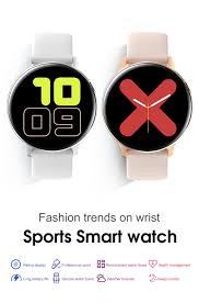 <b>LEMFO S20</b> 1.4 Inch Full Touch Screen <b>ECG Smart</b> Watch Men IP68 ...