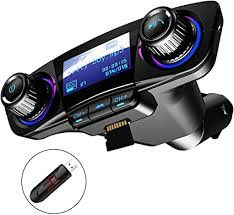 New 2 USB Port <b>Car</b> Kit <b>MP3</b> Music Player Wireless Bluetooth FM ...