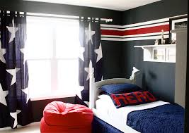 decor red blue room full: creative red white and blue bedroom excellent home design fancy in red white and blue bedroom