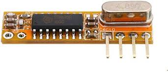 Modification Accessories <b>5pcs RXB12</b> 433Mhz <b>Superheterodyne</b> ...