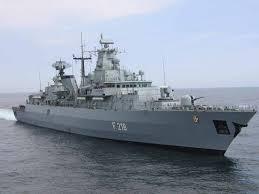 Brandenburg-class frigate