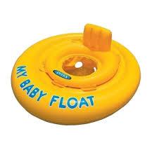 <b>Надувной круг Intex My</b> Baby Float – купить в Москве, цена 300 ...
