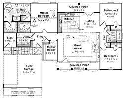 images about House Plans on Pinterest   Clayton homes  Home    New House Plan HDC    is an Easy to Build