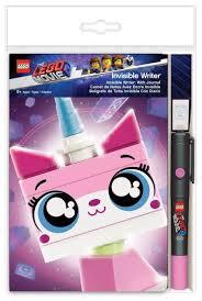Купить <b>Канцелярский набор LEGO Lego Movie</b> 2 Unikitty (52302 ...
