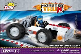 20060 Cobi <b>Конструктор COBI Vintage Racing</b> Circuit (120 дет/1 ...