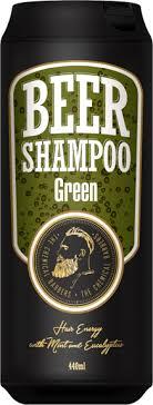 BEER SHAMPOO GREEN