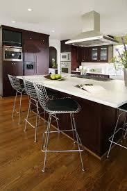 rustic tones kitchen