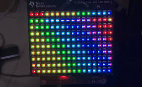 TIDA-01615 10×16 <b>Full</b>-<b>Color</b> RGB LED Matrix Reference Design ...