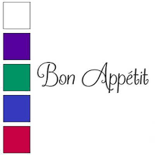 <b>Bon Appétit</b> French Decal Sticker Choose <b>Color</b> + Size #3743 | eBay