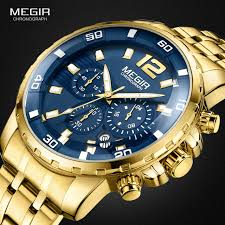 Amazing prodcuts with exclusive discounts ... - Megir Watches Store