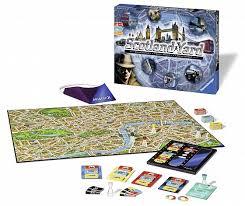 <b>Настольная игра Ravensburger Скотланд</b> Ярд - купить в Москве ...