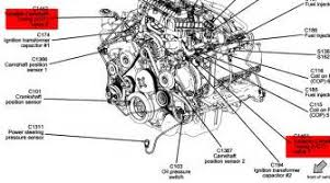 similiar ford 5 4 engine parts diagram keywords ford 5 4 engine parts diagram