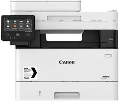 Купить <b>МФУ</b> лазерный <b>CANON</b> i-<b>Sensys MF443dw</b>, белый в ...