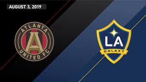 HIGHLIGHTS: Atlanta United vs LA Galaxy | August 3, 2019 - YouTube