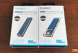 <b>ORICO</b> NVMe <b>M</b>.<b>2 SSD</b> Enclosure Review - Legit Reviews