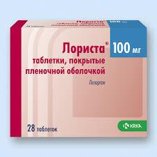 <b>ЛОРИСТА</b> инструкция по применению, описание лекарственного ...