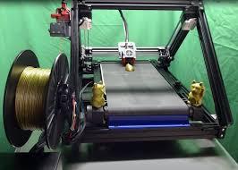 <b>Creality</b> Developing Belt-Driven Desktop <b>3D Printer</b> « Fabbaloo