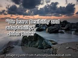 Adaptable Quotes. QuotesGram