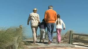 healthy living for grandparents