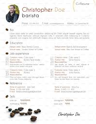 barista trainer resume sample job and resume template barista trainer resume sample