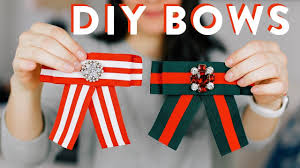 DIY <b>Bows</b> // Recreating this $30 <b>Bow</b> for Under $5 - YouTube
