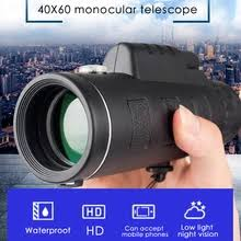 Best value waterproof <b>40x60 hd</b> monocular telescope – <b>Great</b> deals ...