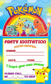 printable pokemon birthday party invitations party ideas pokemon party invite are you a fan of pokemon go take a look at these pokemon party ideas for the biggest fan in your home on frugal coupon