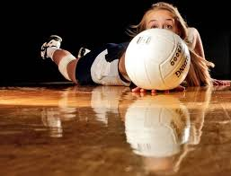 physics of volleyball essays