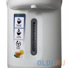 <b>Термопот Tesler TP-3001</b>, белый/серый — купить по лучшей цене ...
