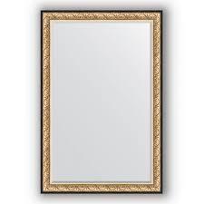 <b>Зеркало 120х180 см барокко</b> золото Evoform Exclusive BY 1321 ...