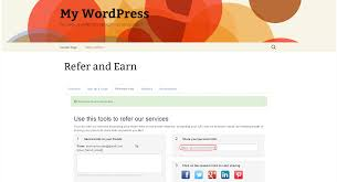 installing your referral program on wordpress genius referrals use the following referral tools to refer your friend on wordpress
