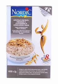 <b>Хлопья</b> овсяно-<b>ржаные Nordic</b> с отрубями/семенами ... - купить с ...