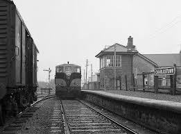 Charlestown railway station