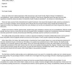 persuasive essay death penaltypersuasive essay death penalty
