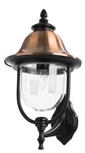<b>Arte Lamp</b> Уличный настенный <b>светильник</b> Barcelona <b>A1481AL</b>-<b>1BK</b>