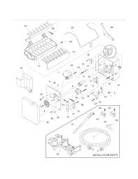 whirlpool ice maker wiring diagram solidfonts kitchenaid dishwasher parts manual diagram