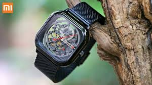 XIAOMI <b>CIGA Design</b> Automatic <b>Mechanical Watch</b> Unboxing and ...