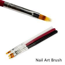 1 шт., кисть для рисования ногтей с градиентом, с <b>деревянной</b> ...
