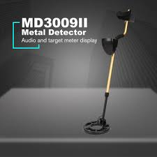 Nice <b>MD3009II Underground Metal Detector</b> Handheld Treasure ...