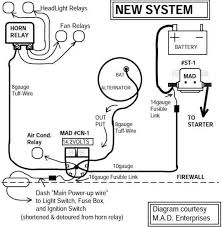 one wire alternator wiring diagram chevy wiring diagram and hernes 4 wire alternator wiring diagram diagrams